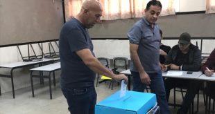 نتائج انتخابات السلطات المحلية 2018