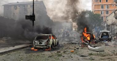 201707301211561156 - مقتل 8 على الأقل فى انفجار سيارة ملغومة بالعاصمة الصومالية مقديشو