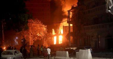 20190301012507257 - ارتفاع ضحايا انفجار مقديشو إلى 16 قتيلا