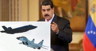 201903080818441844 310x165 - مادورو يحذر مجددا على تويتر من التهديد العسكرى لواشنطن