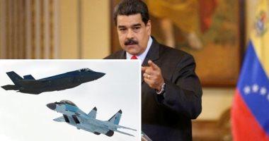 201903080818441844 - مادورو يحذر مجددا على تويتر من التهديد العسكرى لواشنطن