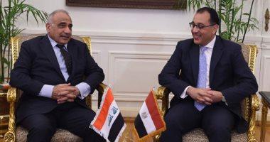 20190323063500350 - مدبولى: مصر تدعم الشعب والحكومة العراقية لتحقيق التنمية والنمو المنشود