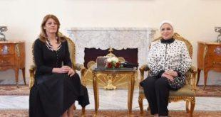 201903260839133913 310x165 - انتصار السيسى تعرب عن سعادتها بلقاء قرينة الرئيس البلغارى