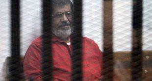 """2201623151531791 310x165 - تأجيل اعادة محاكمة مرسى بـ""""اقتحام الحدود الشرقية"""" لجلسة الغد"""