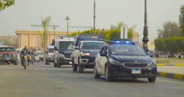 20190820104308438 - بدء حظر التجوال في أنحاء البلاد وانتشار شرطي مكثف في الشوارع