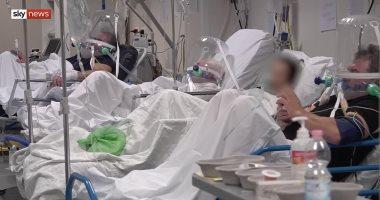 202003210345244524 - ارتفاع عدد الإصابات بفيروس كورونا فى إيطاليا إلى 74386 حالة