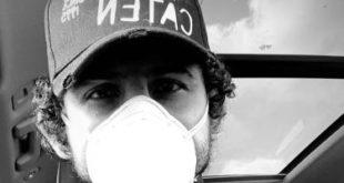 """202003240430583058 310x165 - أحمد حجازي يتحدى كورونا بـ""""كمامة"""" في السيارة"""