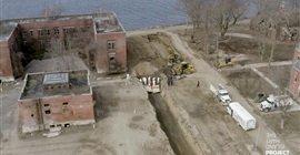 1 5 - جزيرة هارت الأمريكية تتحول إلى مقبرة جماعية لضحايا فيروس كورونا.. صور