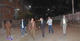 101 5 - بعد قدوم مواطن من تركيا محافظ المنيا: اتخذنا كافة الإجراءات الوقائية لعزل 4 منازل بقرية منشية نيازي