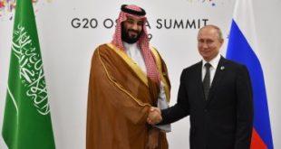 201906290927422742 310x165 - ولى العهد السعودى والرئيس بوتين يناقشان جهود تحقيق استقرار أسواق النفط
