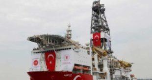 """202004110942124212 310x165 - تركيا تسحب سفينة التنقيب عن الغاز """"فاتح"""" من مياه شرق المتوسط"""