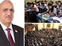358 7 - رئيس تعليم البرلمان يكشف الهدف الأساسى من مشروعات البحث العلمي للطلاب