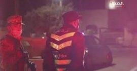 386 7 - التزام المواطنين يمنع ظهور كورونا بمدينة أردنية.. فيديو