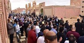 509 4 - تجاوزات كورونا.. تكدس في جنازة حماة عمرو الليثي يثير غضب السوشيال ميديا