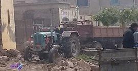 524 3 - أهالي إيتاي البارود يشكون من سرقة رخام مسجد السلطان حسين الأثري