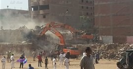 703 4 - حملات إزالة لمواجهة البناء المخالف والإشغالات في الإسكندرية