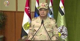 768 2 - وزير الدفاع: القوات المسلحة اتخذت كافة التدابير لمواجهة فيروس كورونا